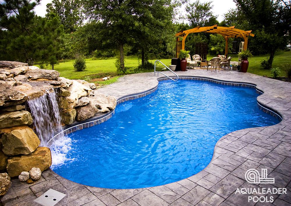 Как построить бассейн.