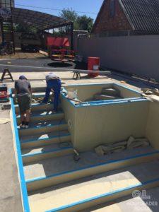 Построить бассейн, сауну. Не дорого и в срок.
