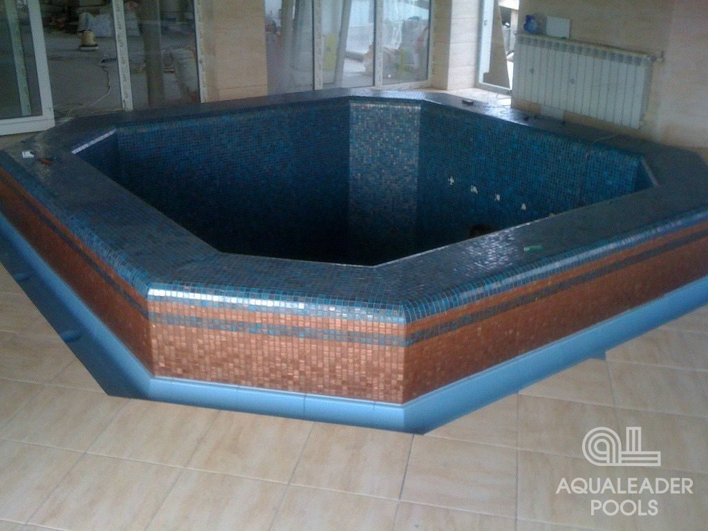 Проектирование бассейнов в Краснодаре 1