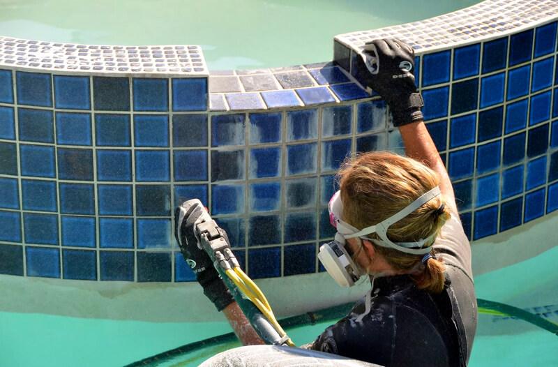 Обслуживание и ремонт бассейнов в Краснодаре