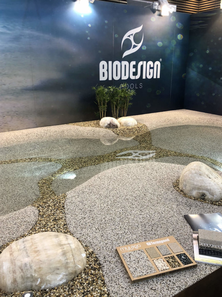 Участие в международной выставке бассейнов во Франции
